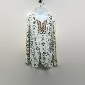 Maurices XL Women's boho style tunic